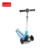 RASTAR gravity turn fashion colors 3 wheel foldable mobility scooter for kids