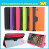 high quality Smart cover Flip leather cases for dell venue 7 tablet with double faced