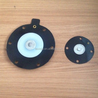pulse valve diaphragm for dust collection