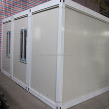 China light steel structure modular portable shipping stackable container house for sale
