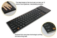 High quality Flyshark iLepo 360 top sale mini wireless keyboard for android, wholesale mini bluetooth keyboard for iphone 6