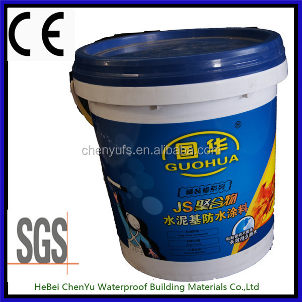 impermeable Hebei waterproof coating building materials for fabrics