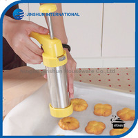 Hand Metal Decorating Tools Cookie Pastry Press Cookie Gun