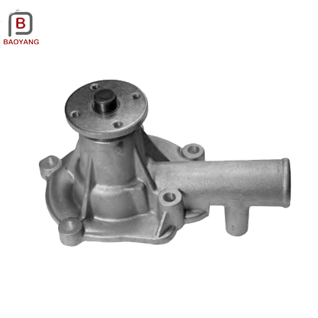 China manufacturer sand casting 12 volt high pressure water pump