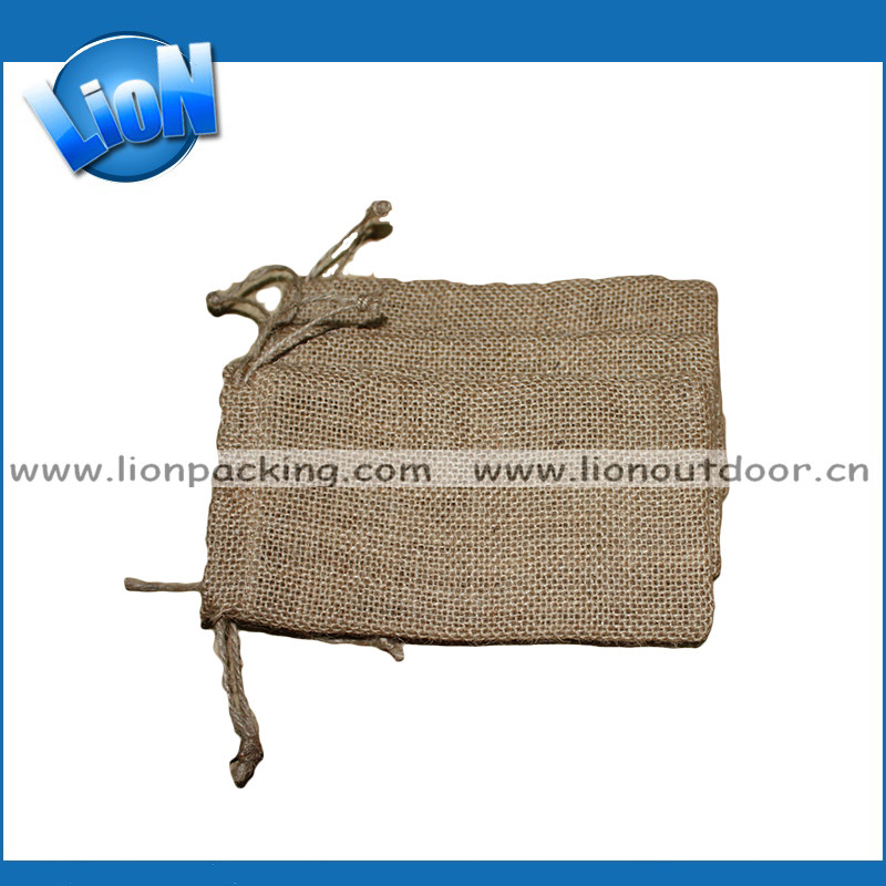 Burlap bags promotion wholesale packing cocoa&coffee