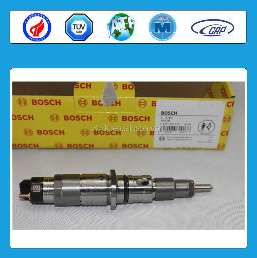 Fuel injector 0445120123  common rail  injector 0445120126   0445120231  0445120236