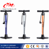 Yimei colourful beautiful cycle tyre air pump/China manufacture good bike pump /wholesale cheap air pump for bike