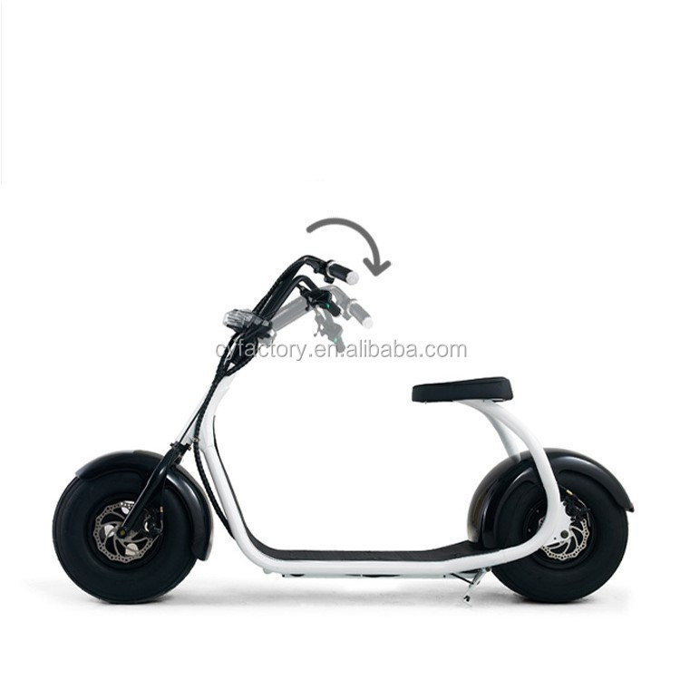 Fashion 1000W EVO 2 Wheel Stand Up Unfolding Mini Electric Scooter for Adults