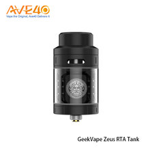 New Innovative Products Electronic Cigarette Atomizer Express GeekVape Zeus RTA Tank With Leak Proof Design