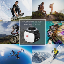 usc Shenzhen Rechargeable hdv underwater Camera Sony ccd housing cover rtsp bike bicycle Sport dv 360 ip Action camera