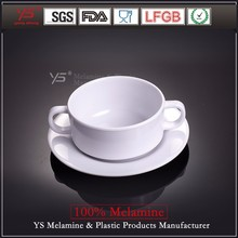 Luxury customized 100% melamine coffee cup identifier