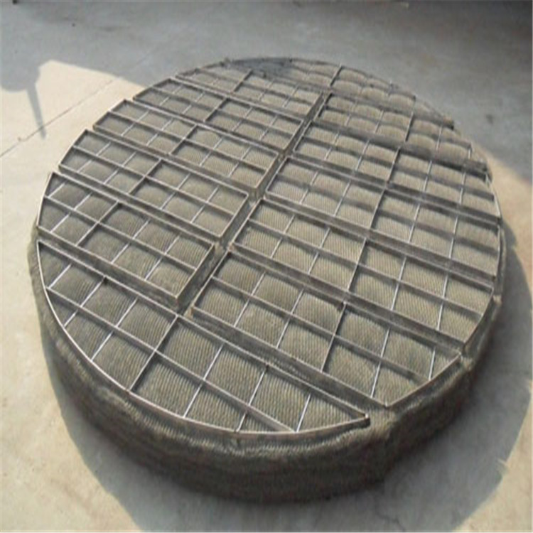 HangLi (Stainless Steel, Plastic or PTFE) Mist Eliminator, Demister Wire Mesh Pad