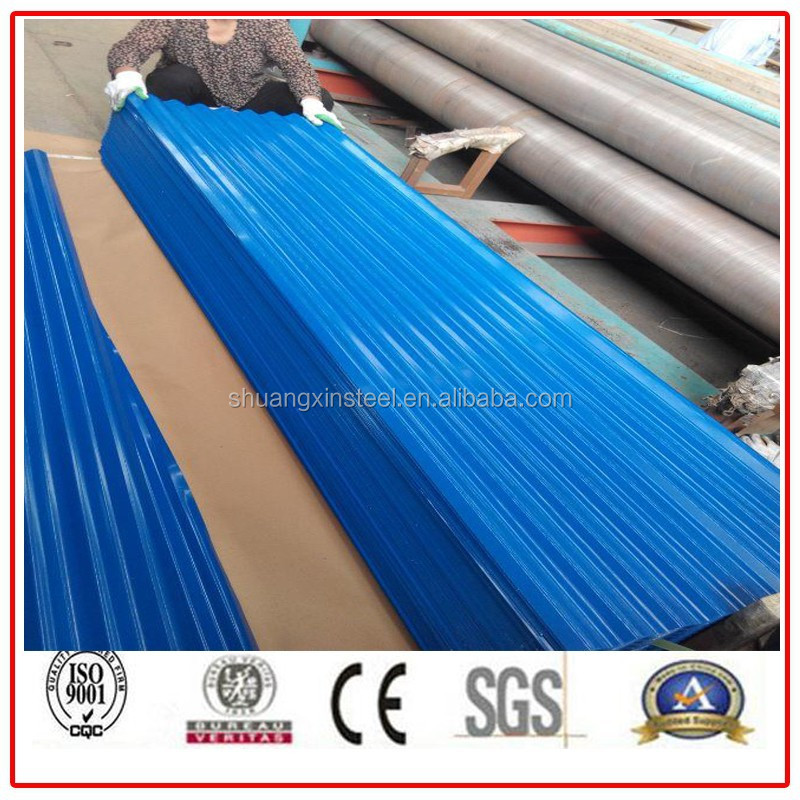 alu-zinc roofing sheet