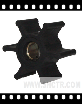 Water Pump Impeller for Jabsco Impeller 673-0001