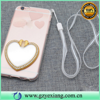 Cell phones smartphones heart tpu back case cover for xiaomi mi5 cover case