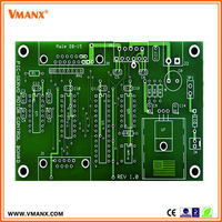 Custom high quality electronic circuit board Membrane Switch keyboard