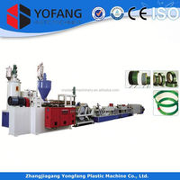 polyester producing line pet packing straps production line