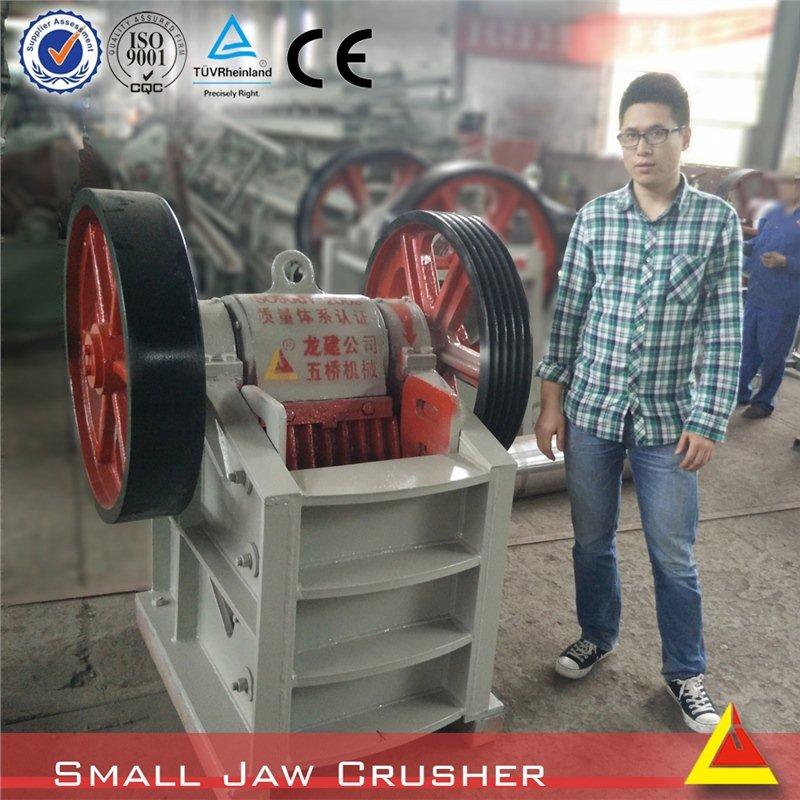 Artificial Stone Line Jiaozuo Xinhai Jaw Crusher