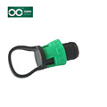 Green Agriculture Lock Ring Plug for Drip Irrigation Tape