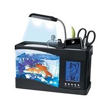 Wholesale 2016 SUNSUN New Model Acrylic Desktop Aquarium Fish Tank ...