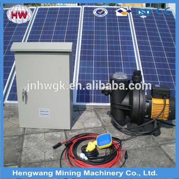 High Quality Solar Swimming Pool Pump Dc Powered Pool
