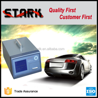 SDK-HPC400 5 gas automotive car automobile portable petrol and diesel nitrogen flue exhaust gas analyzer price