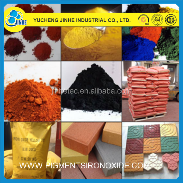 COLOR PIGMENT POWDER iron oxide for PVC