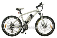 26 inch unfoldable mountain sport strong fast powerful electric bike with SAMSUNG li-ion battery TM265-1