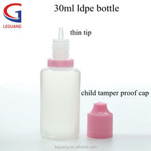 LG 30ml plastic dropper bottles ldpe uk market wholesale