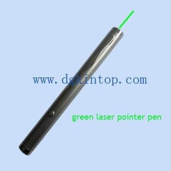 2017 Factory Hot Sale Mini Laser Pointer with Green Light For Schools