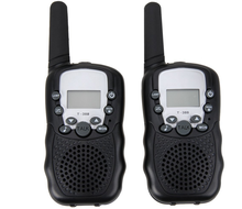 mobile phone kids toys hands free walkie talkie with high quality