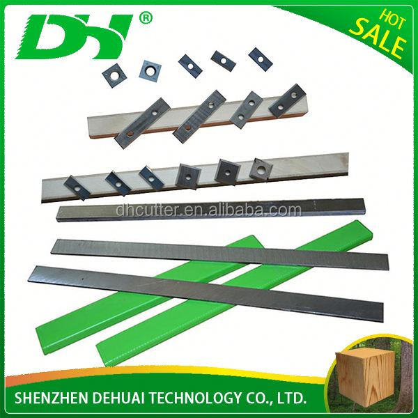 double edges face planer knives HSS blades wood working knives