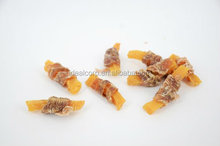 Duck and sweet potato pet treat dry dog food
