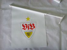 oxford cloth wall flags with customized design or logo