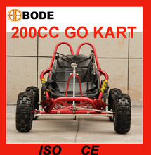 Cheap 200cc Go Carting with single seat