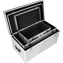 Professional High Quality Top Sale 3 Set Aluminium Tool Transport Boxes