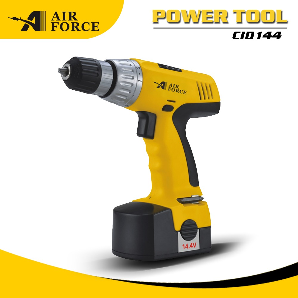 AF CID144 Power Tools Rechargeable Cordless Drill