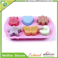 Dessert Decorators Cake Tools Type custom made silicone cake moulds and candy mould