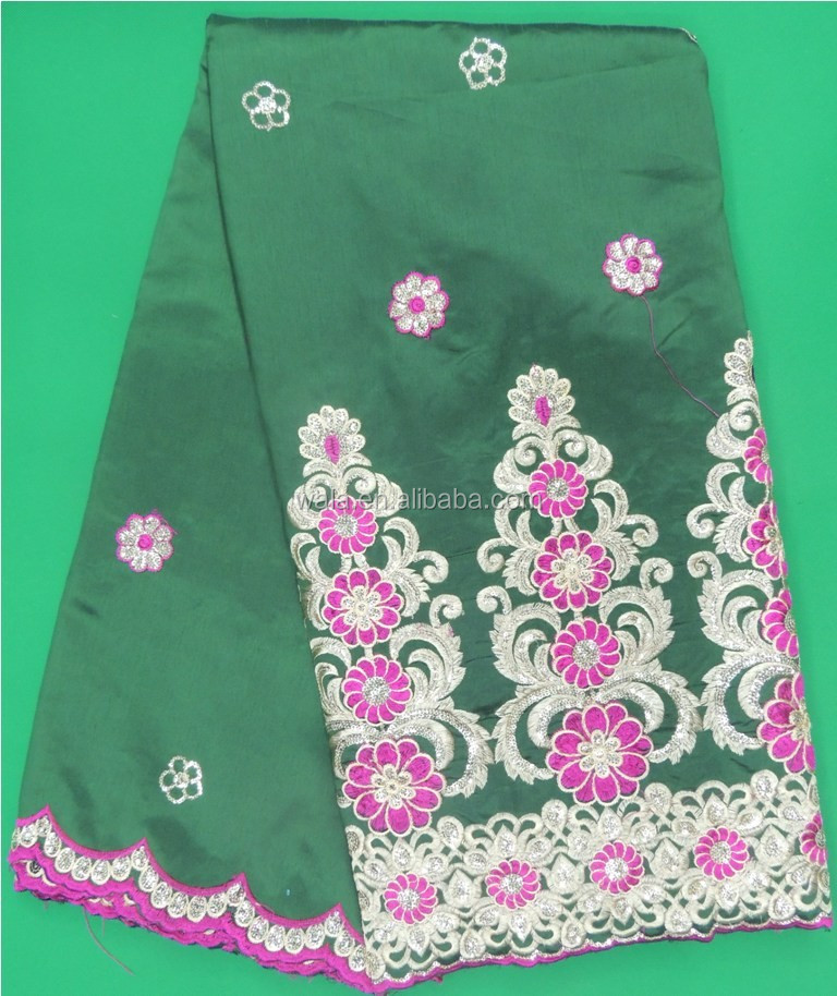 New arrival bulk wholesale clothing material african green for Cheap clothing material