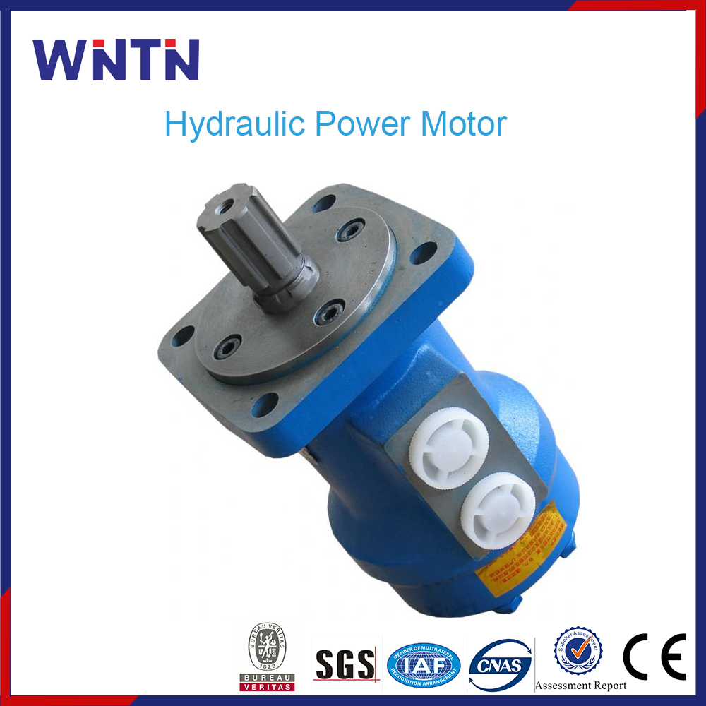 Hydraulic travelling motor for excavator