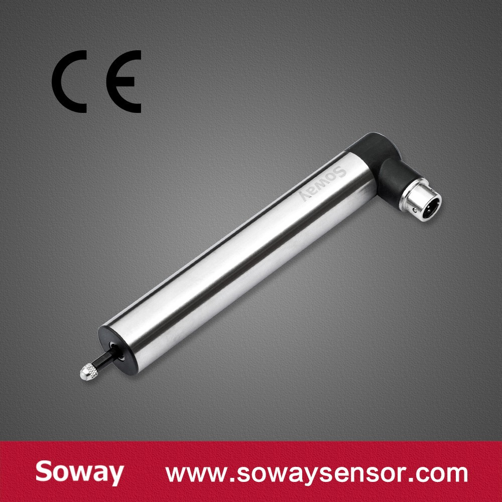 High Precision Spring-loaded Linear Displacement Sensors