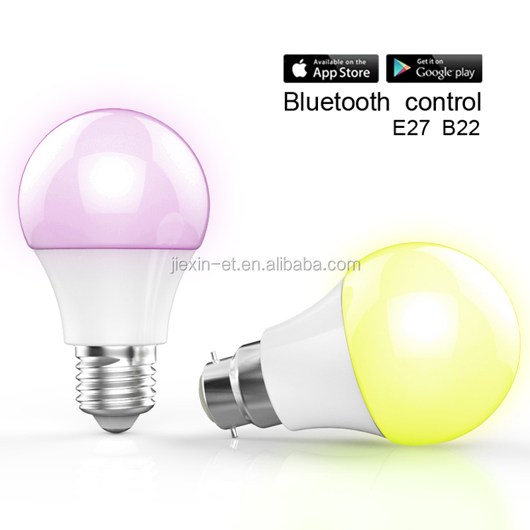 Timer+Group+Music+Speaker IOS Android RGBW Bluetooth Smart Led Bulb Lighting 12w led light bulb with e19 base