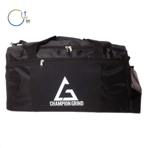 387443651a Wholesale customer own design sports duffle bag gym travel bag
