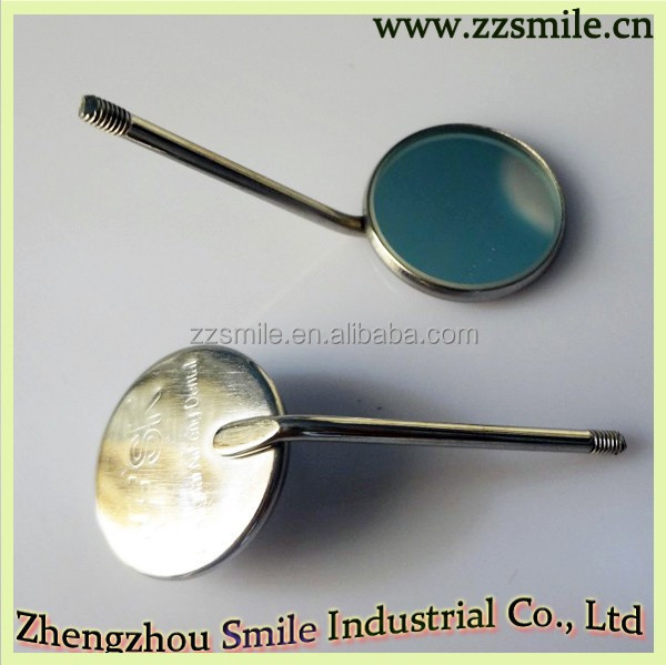 CE/ISO Approved Intraoral Anti-fog Mouth Mirror/Stainless Steel Mouth Mirror