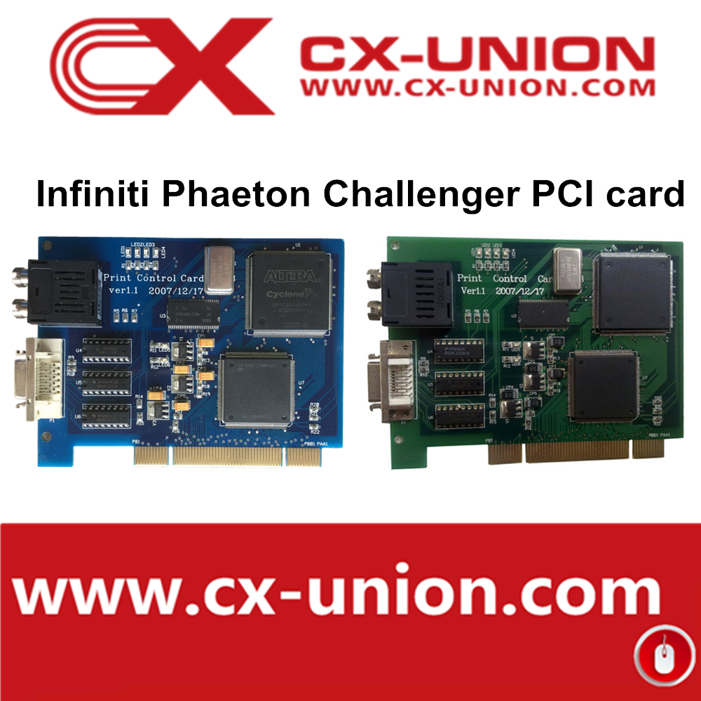 PCI CARD spare parts for Infinity/Phaeton spt printhead eco solvent printer