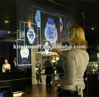 "60"" flexible Interactive Touch Foil Film"