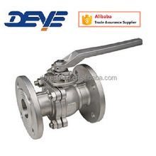 API600 WCB Carbon Steel Ball Valve with 150LBS in Stock