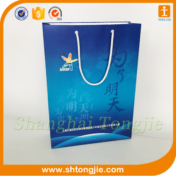 new products 2016 daily use items wholesale packaging luxury shopping paper bag