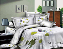 New design home sense 3D quilt cotton for king size beds