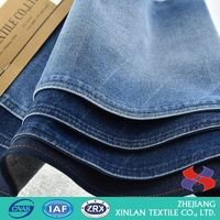 Hot Selling superior quality cotton denim stretched twill for sale